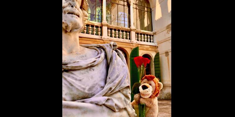 San Marco, il Leone e il Bocolo